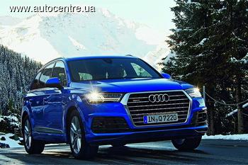 Тест-драйв Audi Q7: большой куш