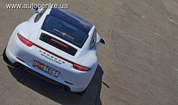 Тест-драйв Porsche 911 Carrera 4 GTS: определение восторга