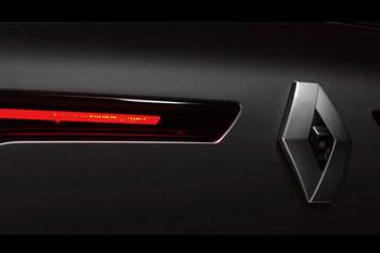 Renault показал тизер модели Talisman (+ВИДЕО)