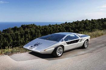 На продажу выставлен Maserati «Бумеранг»