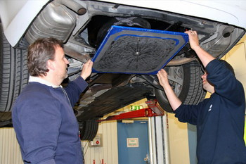 Изобретен супертормоз для авто (+ВИДЕО)