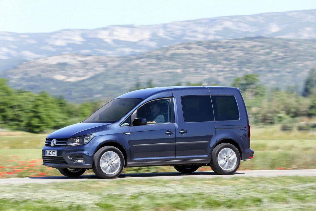 Заправлять газом Volkswagen Caddy стало выгоднее