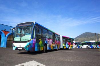 Автобусные шасси Mercedes-Benz все шире используются на латиноамериканском рынке