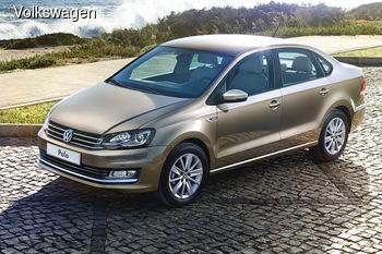 В Украине стартуют продажи нового Polo sedan