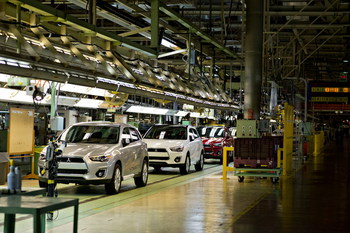 Заводы Mitsubishi уходят с молотка