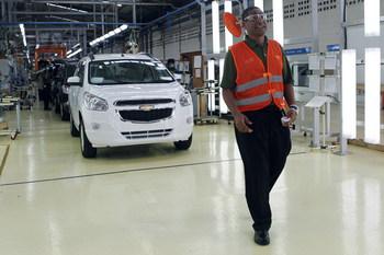 GM и SAIC создадут супердешевый автомобиль