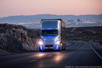 На дороги Европы выйдут грузовики на автопилоте