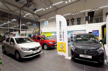 Продажи Renault опережают рыночный рост