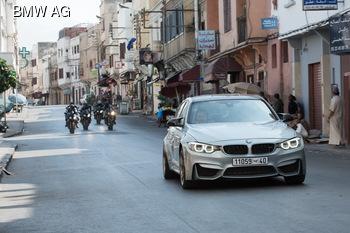 BMW выступил партнером фильма «Миссия невыполнима – нация изгоев»