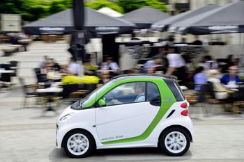 Завершились масштабные тесты электромобилей eMERGE