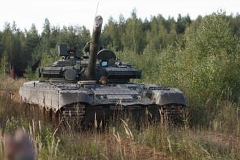 Высокоскоростные танки Т-80Б и Т-80БВ