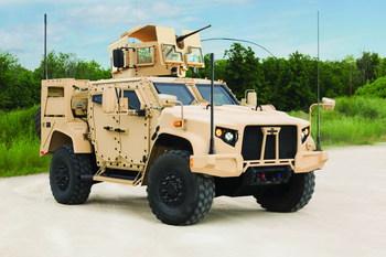 Пентагон заменит Hummer на бронемашины Oshkosh (+ВИДЕО)
