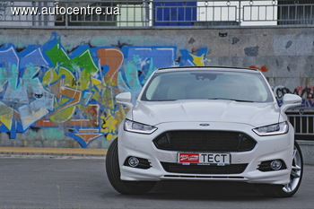 Тест-драйв Ford Mondeo 2.0 TDСi: красота требует… средств