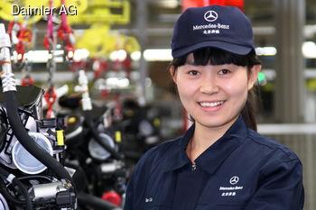 Китайцы хотят купить Mercedes-Benz