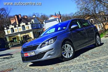 Тест-драйв Peugeot 308 1.6 HDi точный расчет