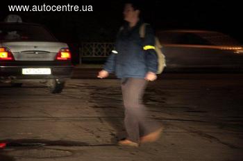 Пешеходов хотят обязать носить светоотражатели