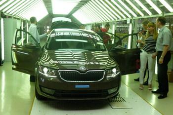 В Украине возобновили производство легковых автомобилей
