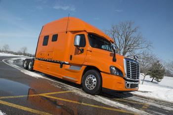 Создан идеальный грузовик для дальнобойщиков