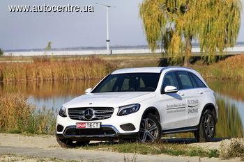 Тест-драйв Mercedes-Benz GLC 220d BlueTEC 4Matic: стирающий грани