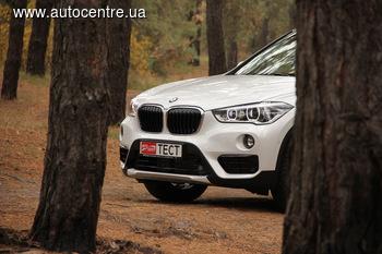 Тест-драйв BMW X1: неузнаваемый