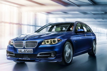 BMW ALPINA B5 Bi-Turbo пользуется небывалым спросом