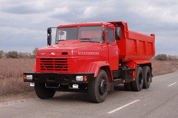 КрАЗ- 65055