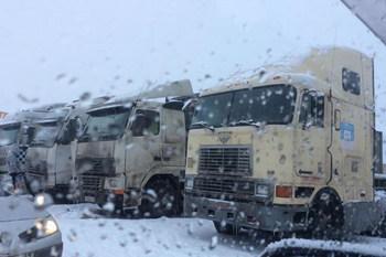 В России – небывалый протест дальнобойщиков