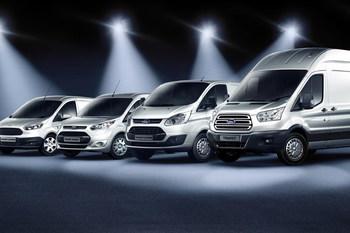 Ford лидирует в Европе по продажам