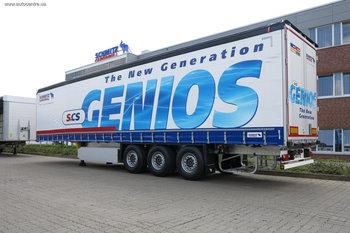 Гигант прицепной техники Schmitz Cargobull AG обновляет правление