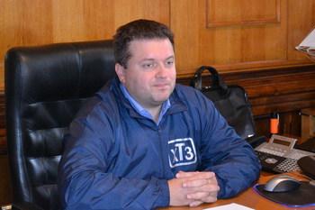 Генеральный директор Харьковского тракторного завода Владислав Губин