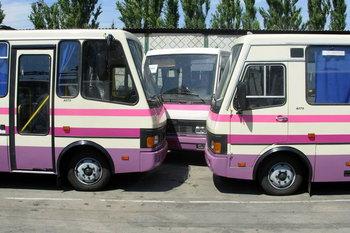 краинские пассажиры меньше пользуются автотранспортом