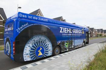 В Житомире хотят выпускать электробусы