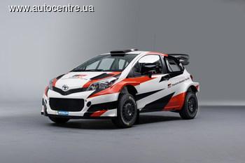 Toyota постепенно сдергивает покрывало с проекта WRC