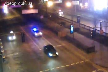 Появилось  новое видео погони полиции за BMW (+ Видео)