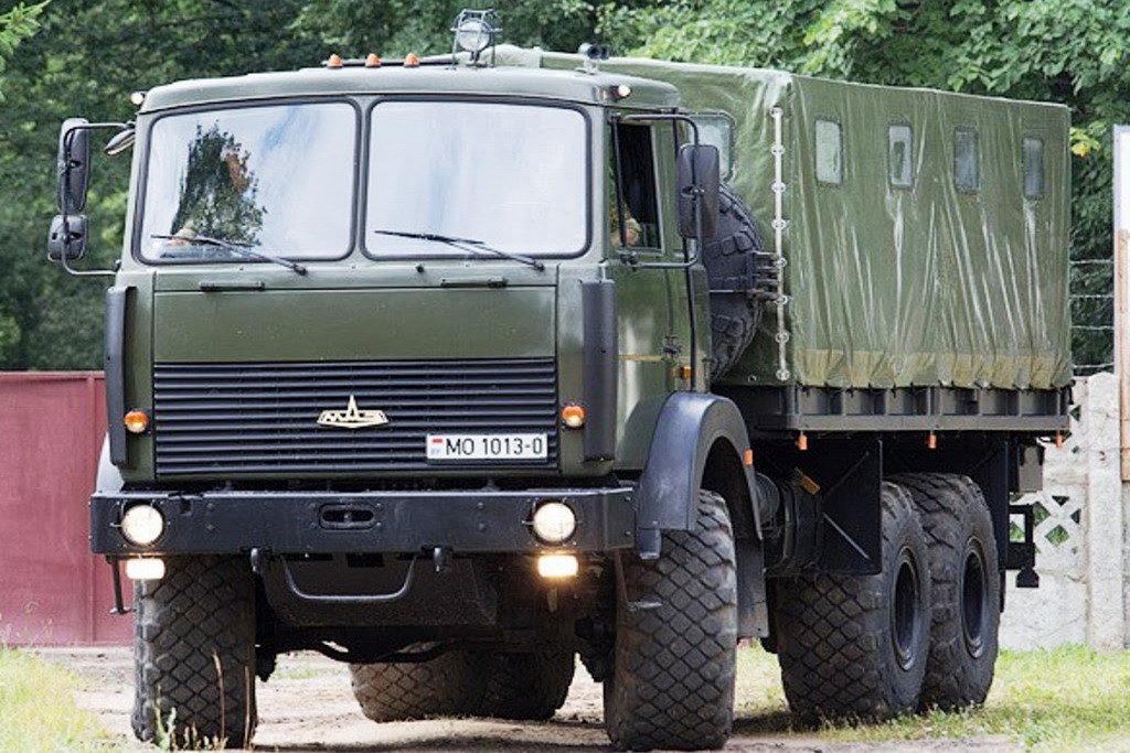 В Черкассах начнется производство грузовиков МАЗ