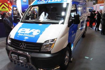 В Европу возвращаются автомобили LDV – под брендом SAIC