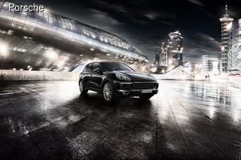 Porsche Cayenne обзавелся эксклюзивной версией Platinum Edition