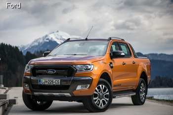 Тест-драйв Ford Ranger: Четвертый рейнджер
