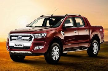 Тест-драйв Ford Ranger: Против конкурентов