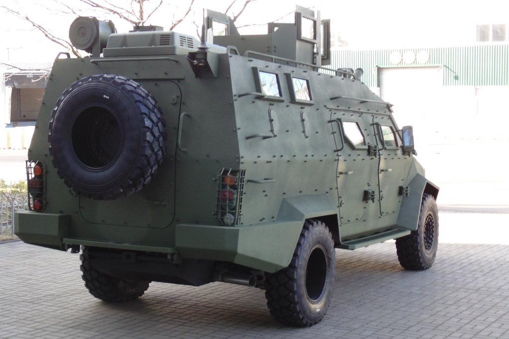 Какие бронеавтомобили «Богдан» закупит армия
