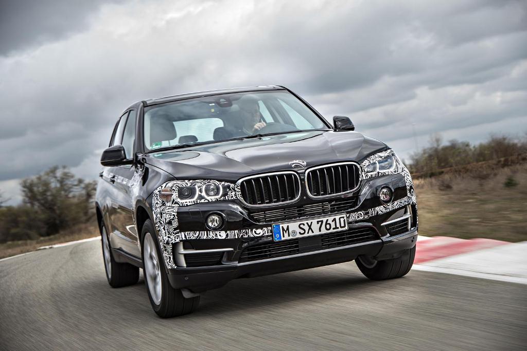 BMW представил гибридный X5