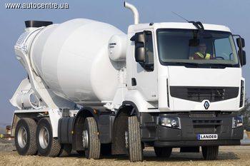 Время сборки грузовиков Renault