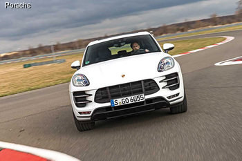 Тест-драйв Porsche Macan Turbo: Вектор тяги