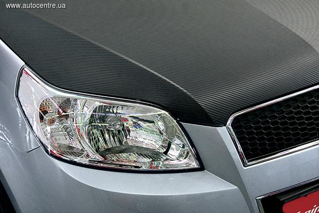 Кузов автомобиля: Защитный панцирь