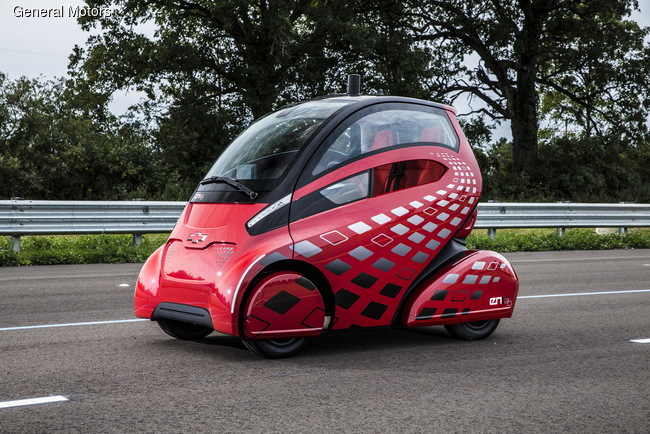 Chevrolet EN-V 2.0 Concept