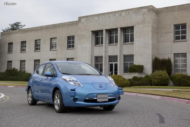 Nissan и NASA будут совместно создавать автомобиль на «автопилоте»