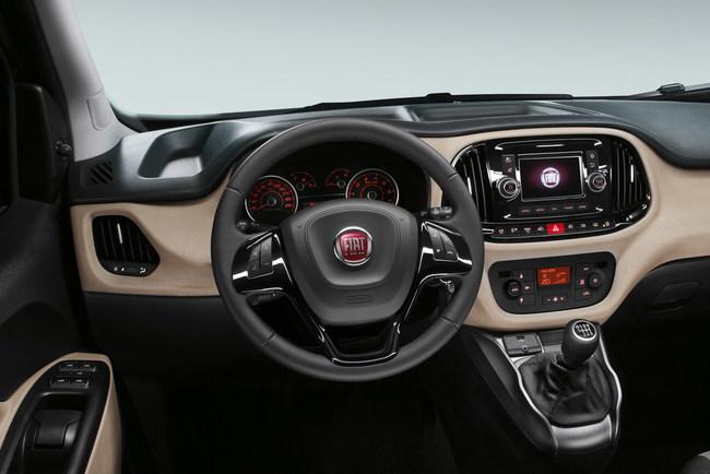 Fiat Doblo Panorama 4-го поколения