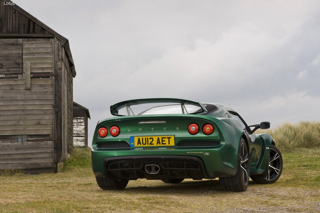 Lotus Exige S обзавелся «автоматом»