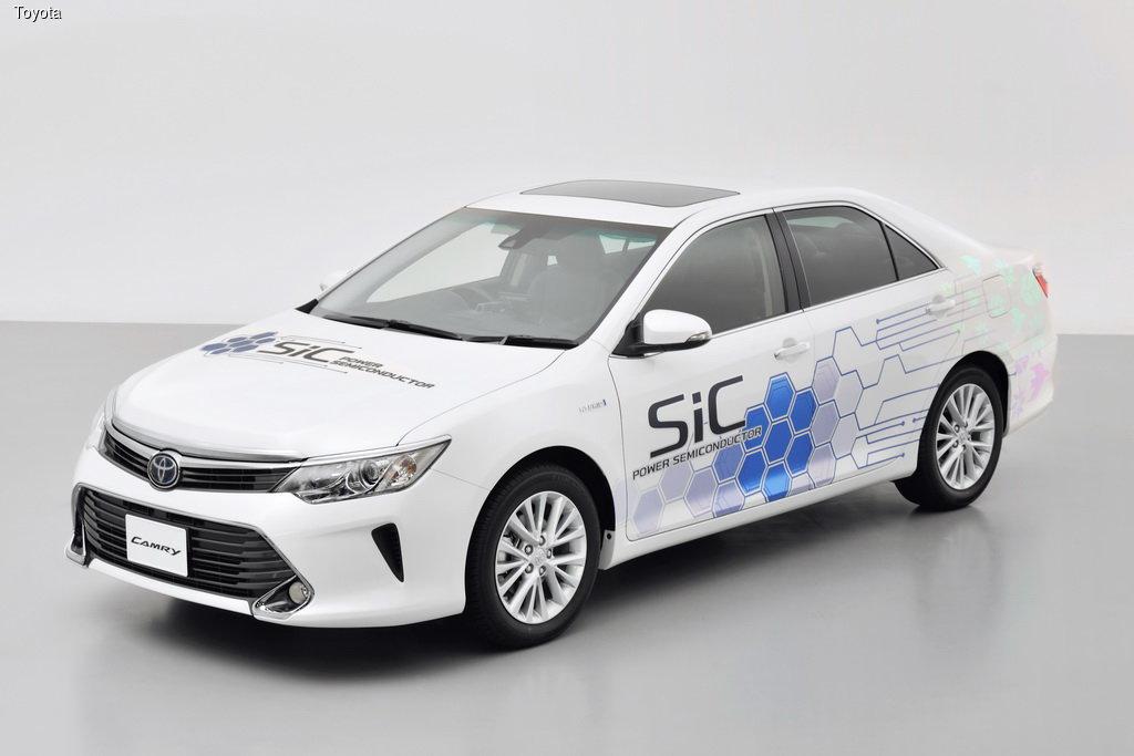 Toyota намерена сделать гибриды более эффективными
