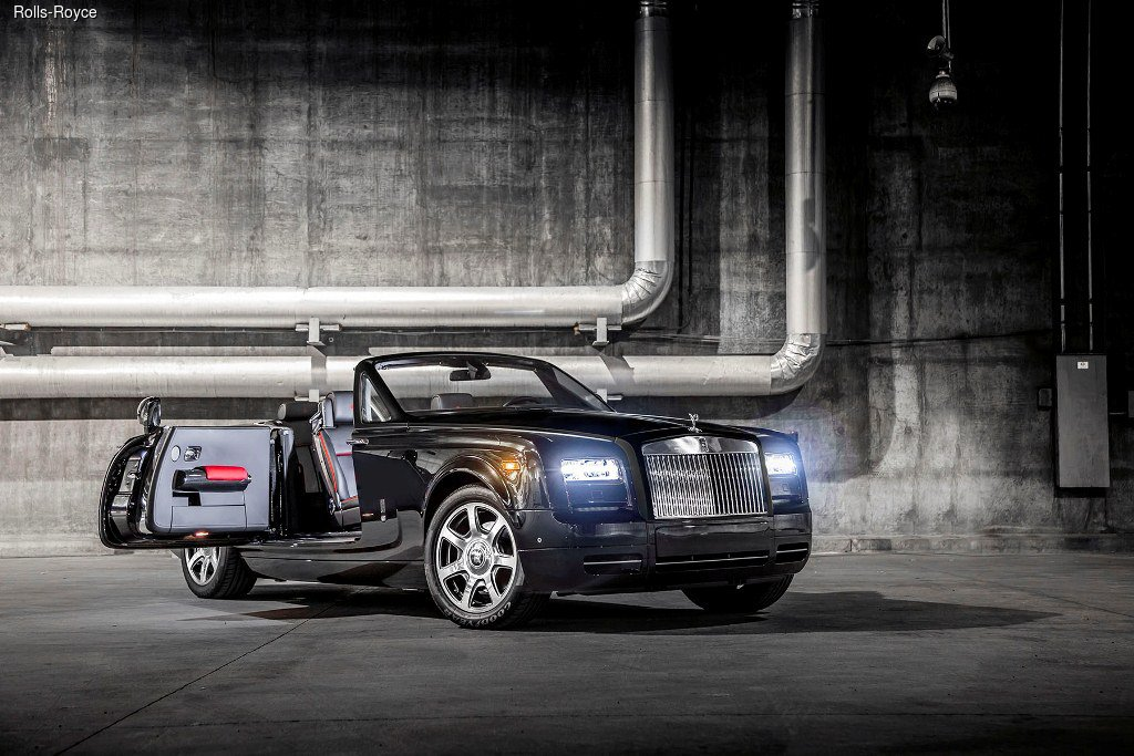Rolls-Royce Phantom Drophead Coupe ����� � ������